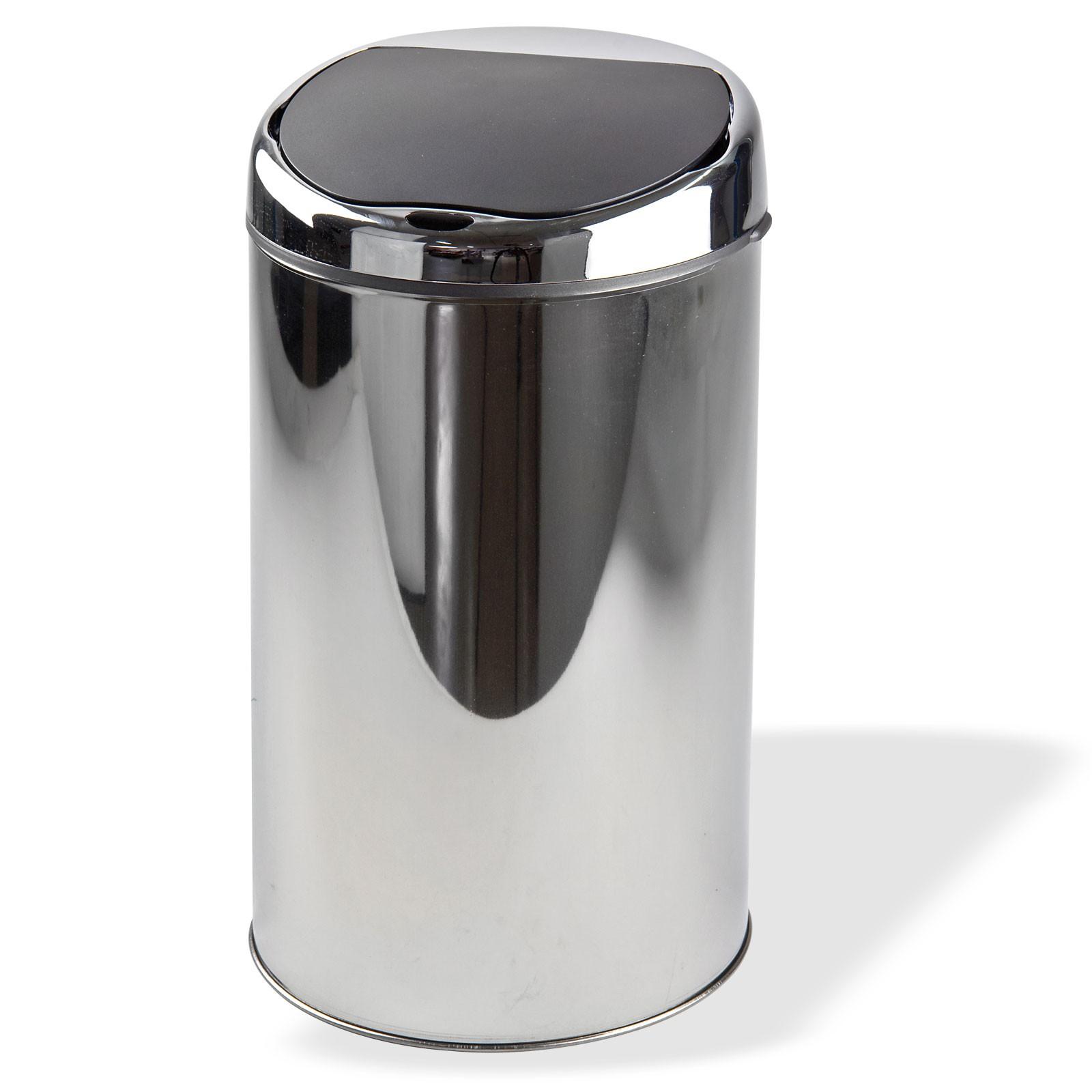 automatik m lleimer abfalleimer 6 liter mit sensor deckel. Black Bedroom Furniture Sets. Home Design Ideas