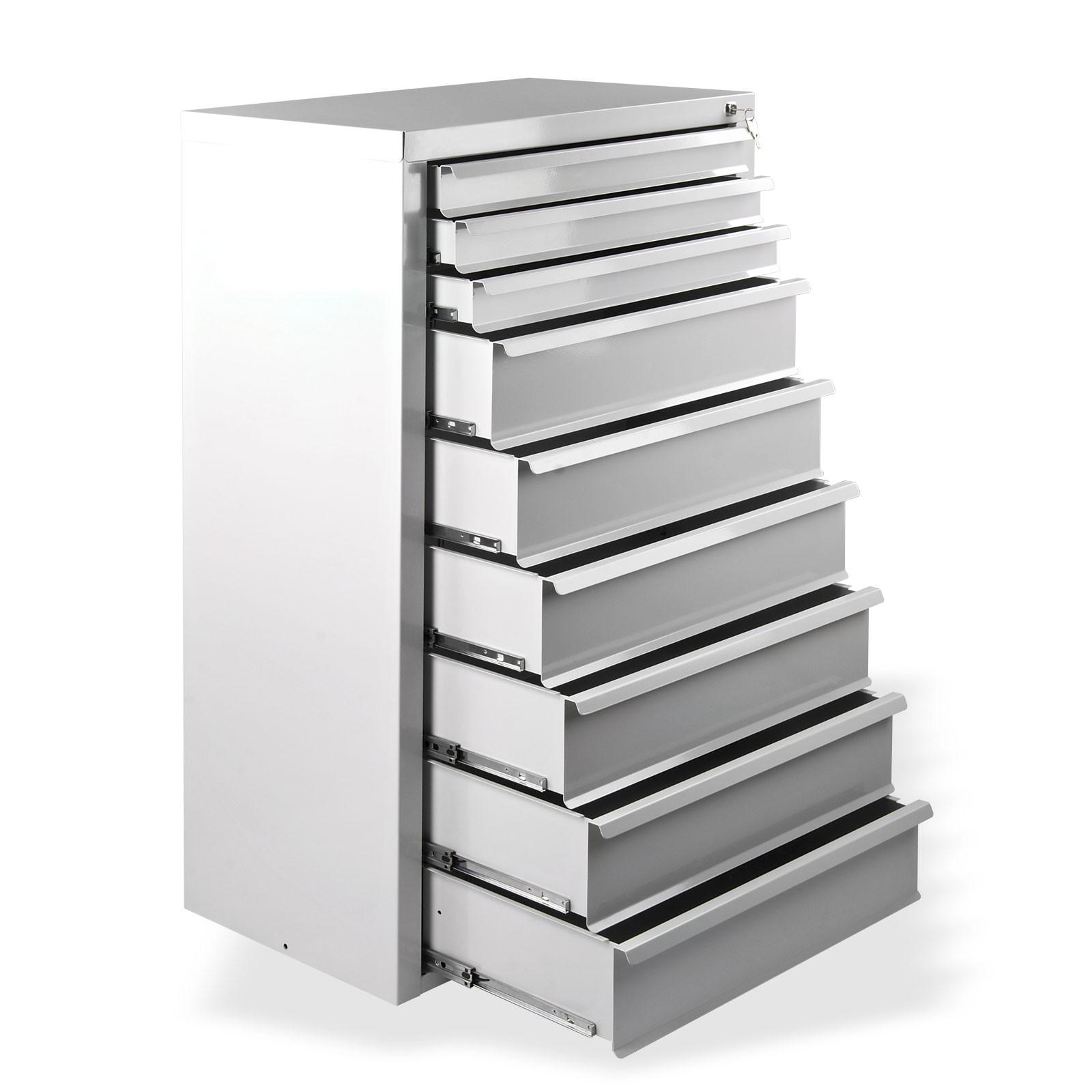Schubladenschrank Werkzeugschrank Werkstattschrank 9 Schubladen ...