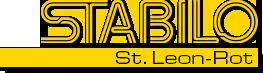 Stabilo St. Leon Rot