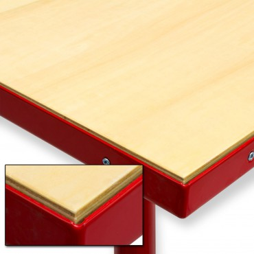 werkbank mobil klappwerkbank werktisch arbeitstisch 100x50 cm klappbar neu 40904 ebay. Black Bedroom Furniture Sets. Home Design Ideas