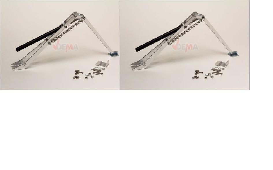 2 st ck automatischer fenster ffner fh 70 f r gew chshaus fr hbeet fensterheber. Black Bedroom Furniture Sets. Home Design Ideas